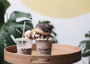 Animo Bread Culture, es kopi susu enak di Jakarta