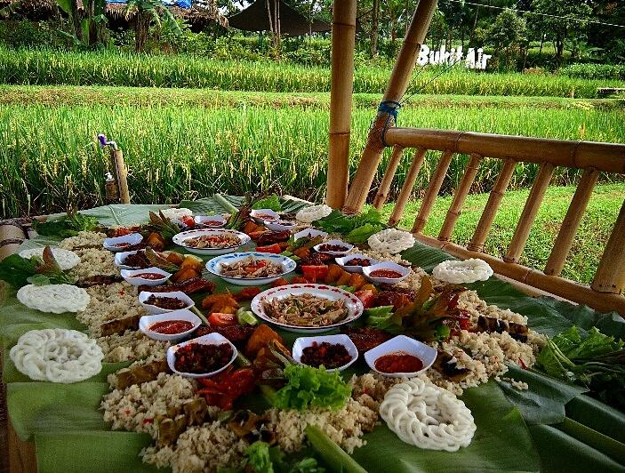 restoran Sunda di Bogor, Bukit Air Resto, Anak Kota