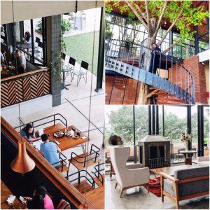 Kalpa Tree Café, tempat nongkrong terkenal di Bandung