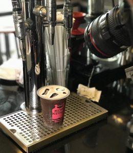 Kopi Kebut, es kopi susu enak di Jakarta