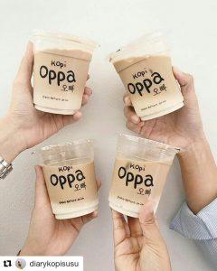 Kopi Oppa, es kopi susu di Jakarta, Anakkota.com
