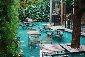 One Eighty Coffee, tempat nongkrong terkenal di Bandung