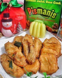 Pismanis, pisang goreng enak di Jakarta