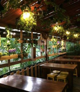 Waroeng Taman, tempat nongkrong hits di Bogor