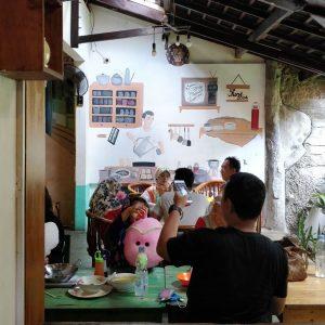 Warung Gumbira, tempat nongkrong hits di Bogor