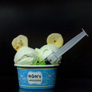 Ron's Laboratory, restoran gastronomi di Jakarta