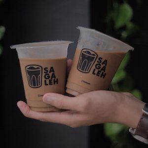 Sagaleh, es kopi susu di Jakarta, Anakkota.com