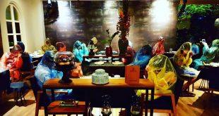 Namaaz Dining, restoran gastronomi di Jakarta