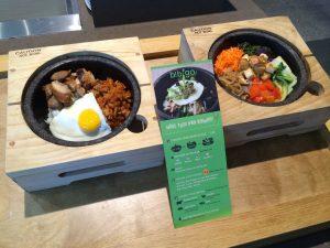 Bibigo , restoran makanan korea terenak di jakarta