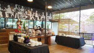 De'aitch Cafe, cafe dimsum di Bogor