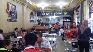 tempat ngopi klasik di Medan, Kopi Kok Tong Siantar