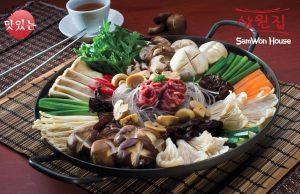 Samwon House, restoran makanan korea terenak di jakarta