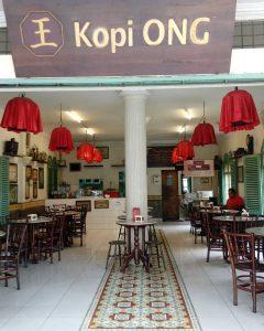 tempat ngopi klasik di Medan, Kopi Tiam Ong