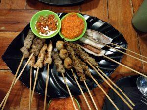 Kuliner Murah Meriah di Bandung, Babakaran