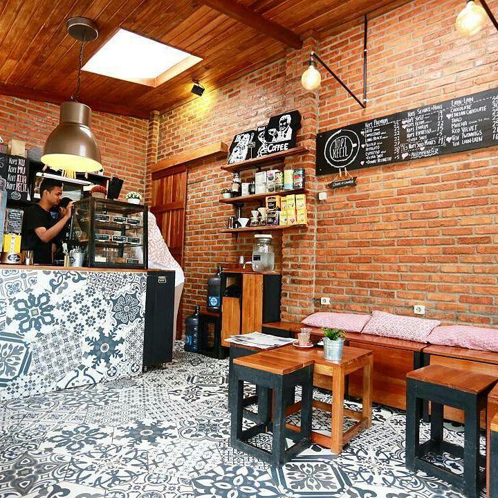 cafe instagramable, Kopi Kecil