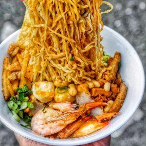 bakmi halal di Jakarta, Bubur Ayam Bakmi Ayam Berkat