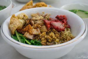 wisata kuliner di Glodok, Bakmi Gang Mangga