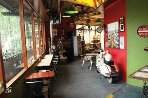 Cafe Unik di Jakarta, Blumchen Coffee