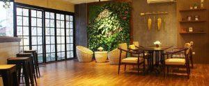 cafe romantis di Bogor, De Cafe Rooftop Garden