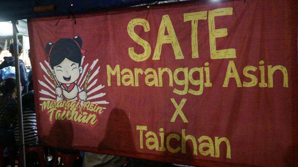 Maranggi Asin X Taichan, sate taichan enak di Bogor, Anakkota.com