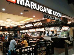 Marugame Udon, restoran udon enak di Jakarta