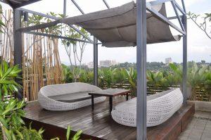 cafe romantis di Bogor, Tier Siera