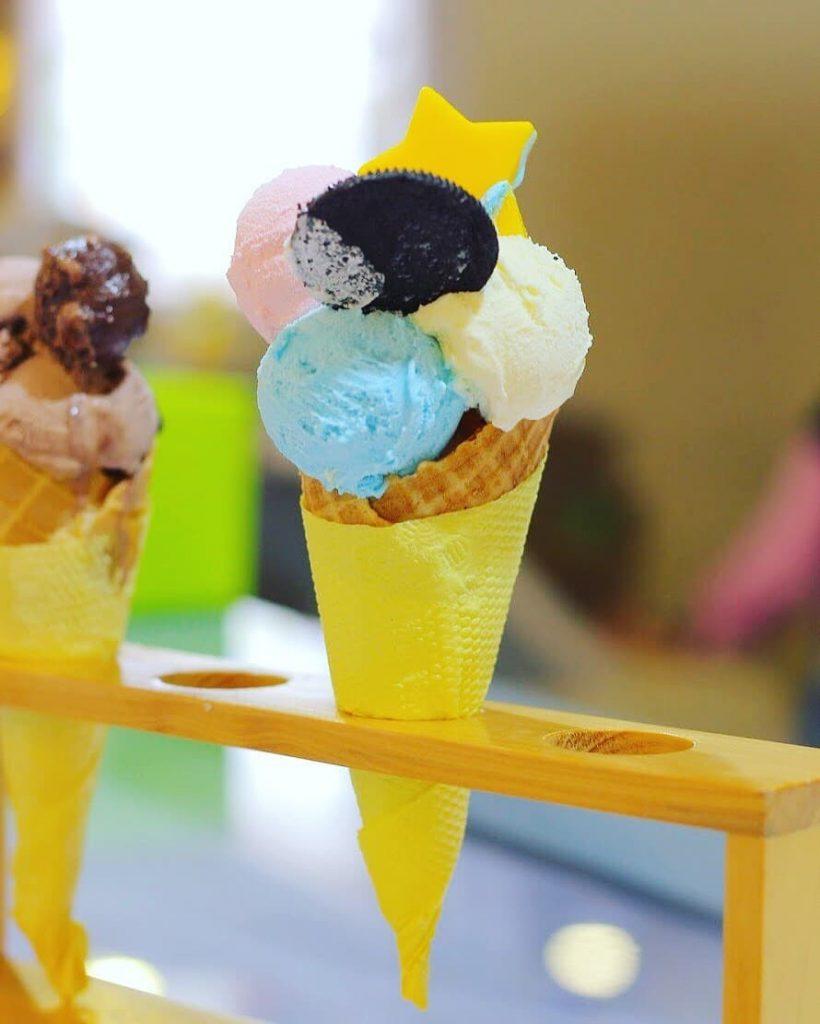 cafe gelato di Bogor, Gelato House, Anakkota