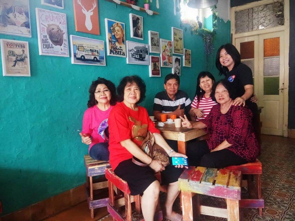 cafe gelato di Bogor, Kuppic Gelato, Anakkota