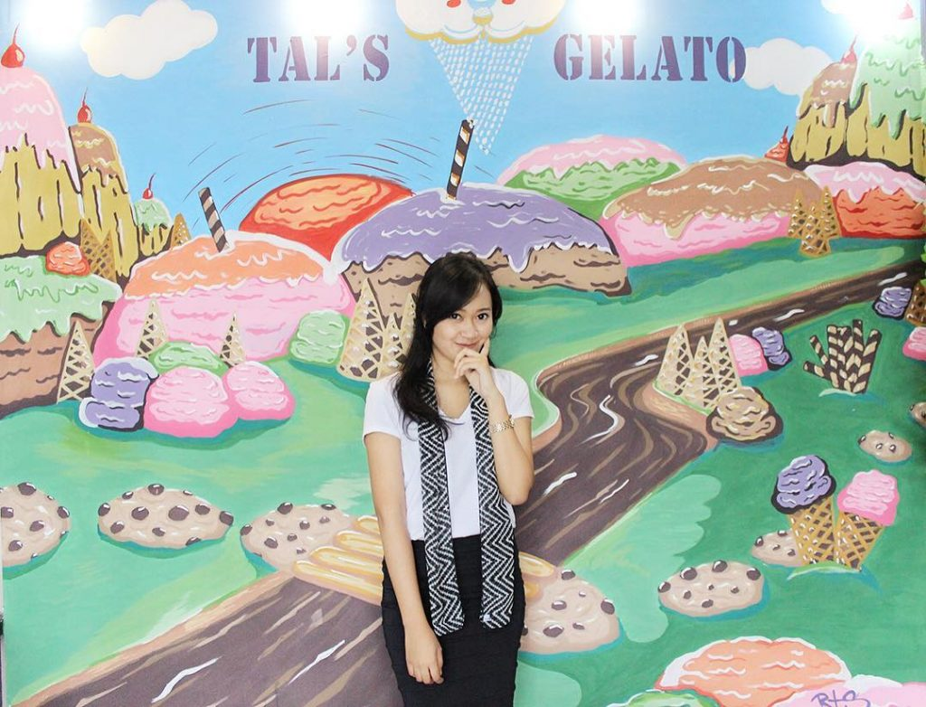 cafe gelato di Bogor, Tal's Gelato, Anakkota