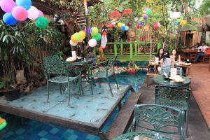 Cafe Unik di Jakarta, Mbah Jingkrak Setiabudi