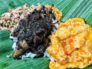Angkringan di Jakarta, Angkringan Nasi Megono Pak Uban