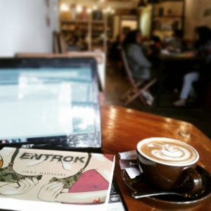 tempat nongkrong kekinian di jakarta timur, Hegemony Coffee and Eatery