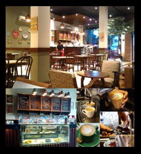 tempat nongkrong kekinian di jakarta timur, Pause Kedai Makan & Ngopi