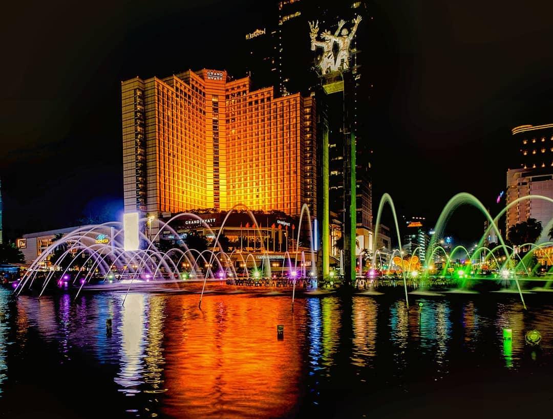 tahun baru di Jakarta, Bundaran HI, Anak Kota