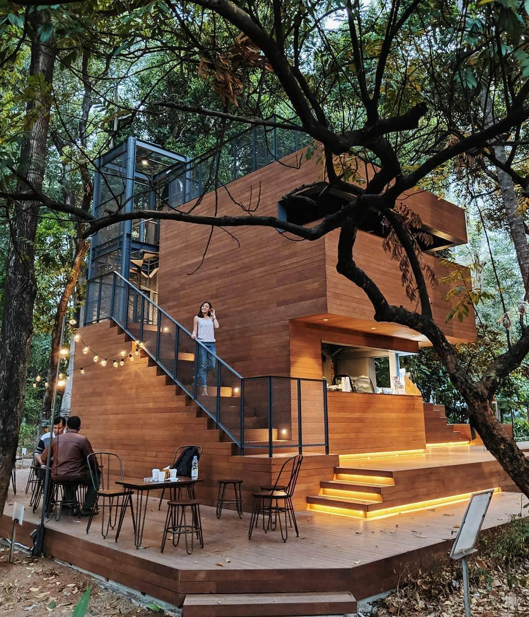 Arborea Cafe, Kementerian Lingkungan Hidup, | Anak Kota