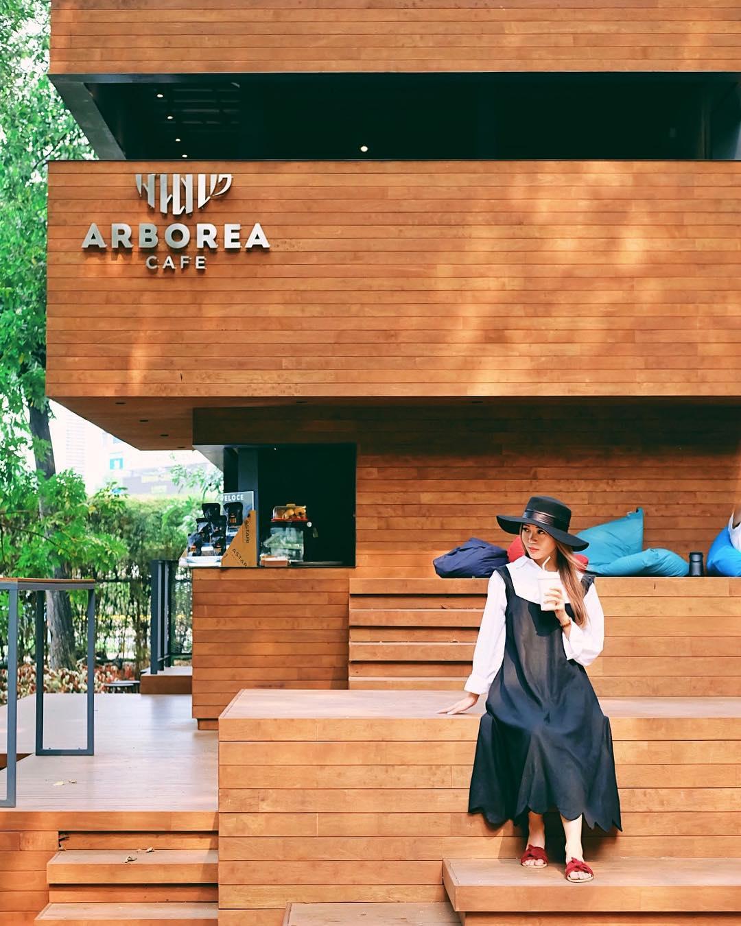 Arborea Cafe, Konsep Arborea Cafe | Anak Kota