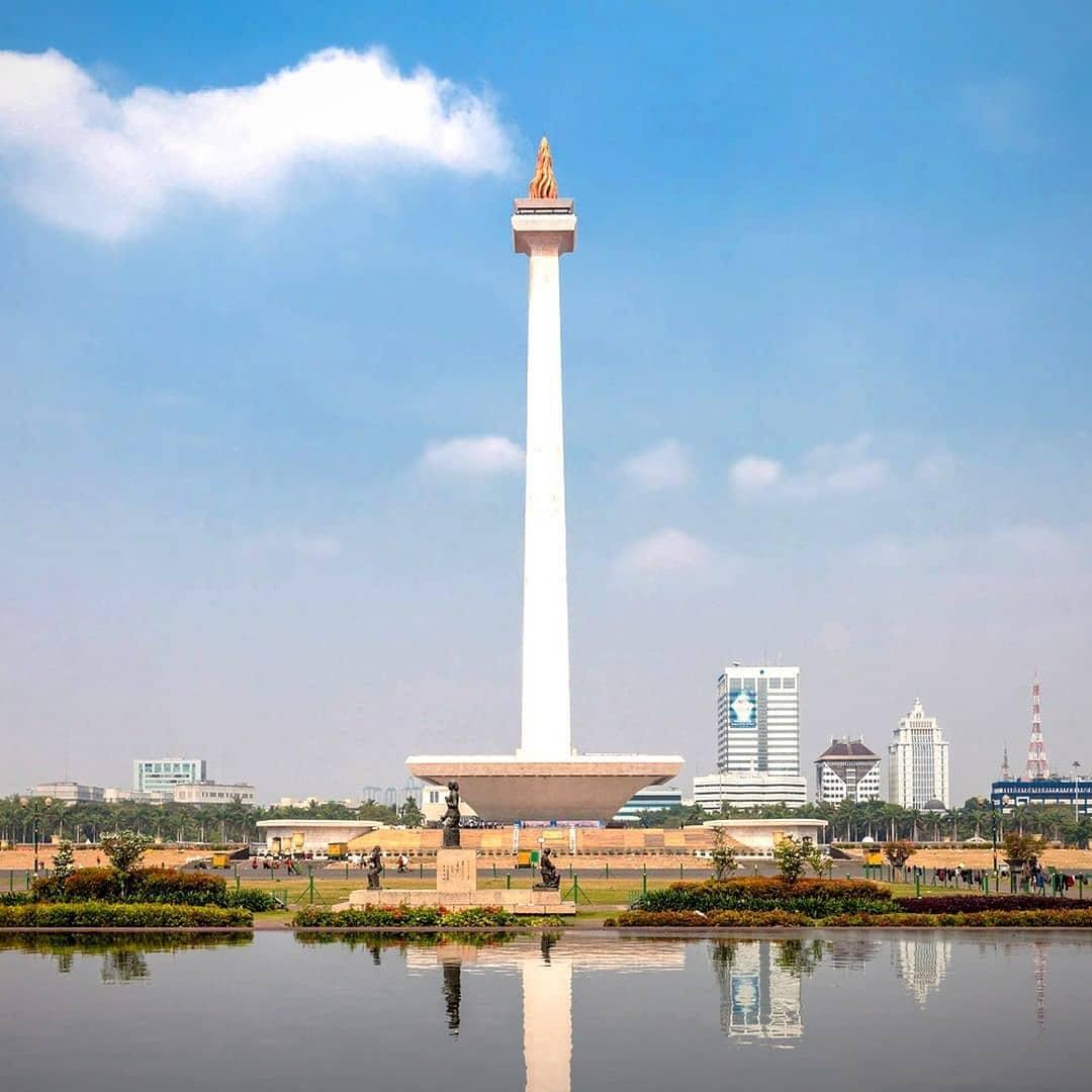 tahun baru di Jakarta, Monas, Anak Kota