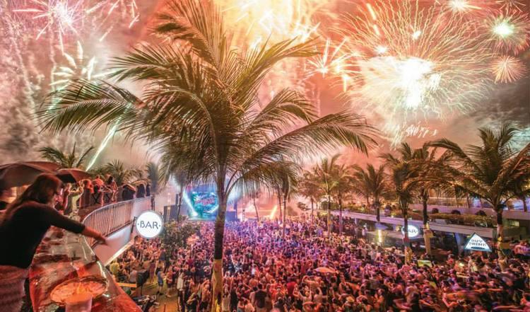Tahun Baru di Bali, Seminyak, Anakkota.com