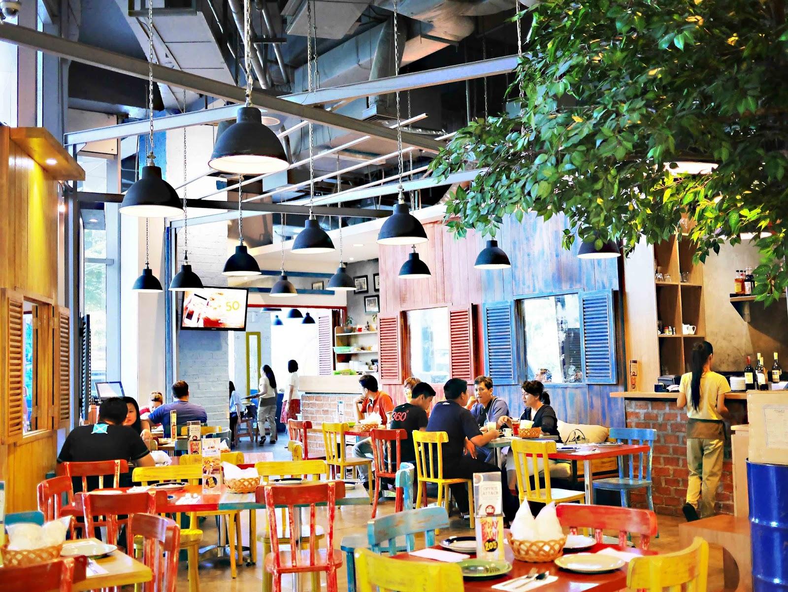 restoran Thailand enak murah di Jakarta, Thai Alley, anakkota.com