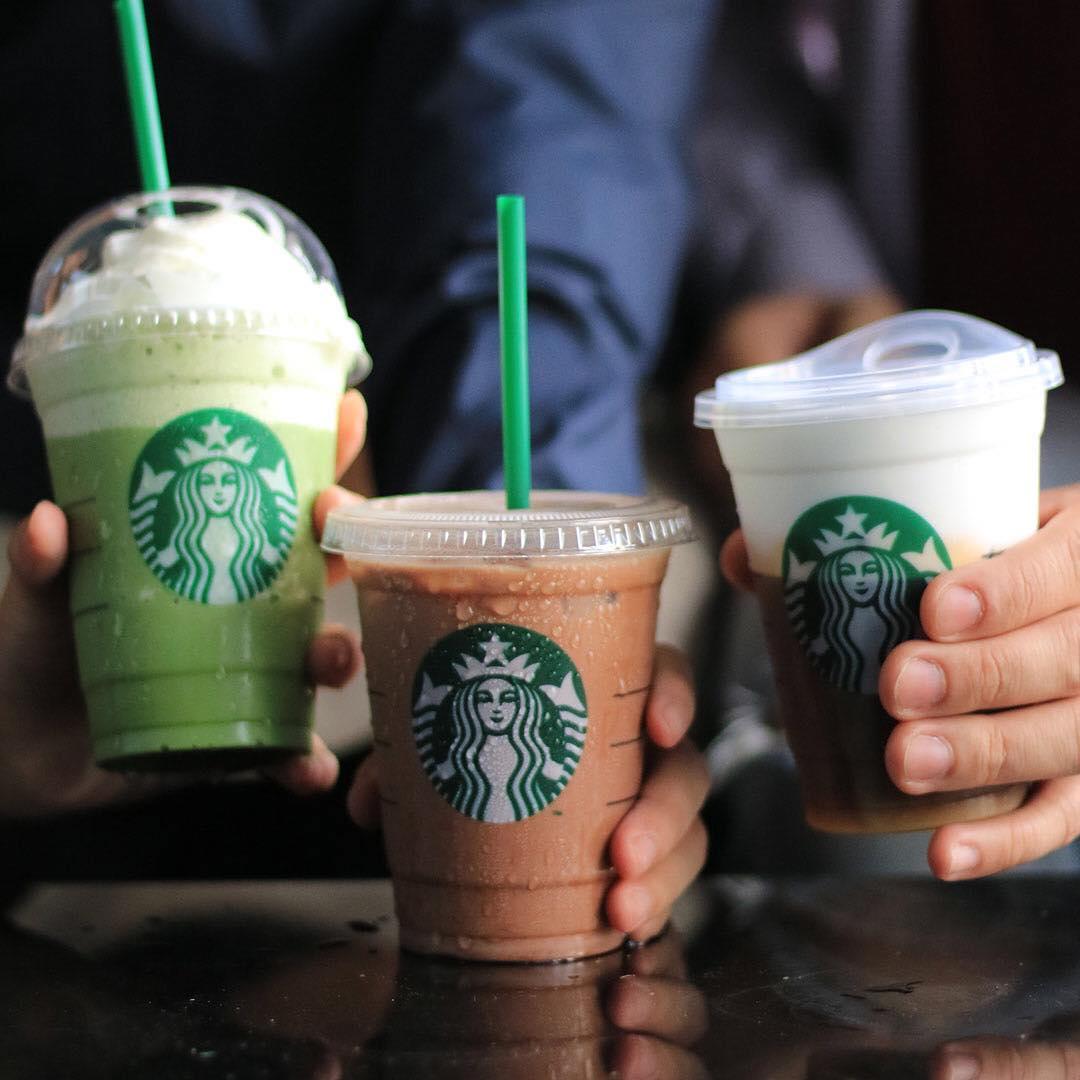 Starbucks 24 jam di Jakarta, Varian kopi Starbucks, Anak Kota