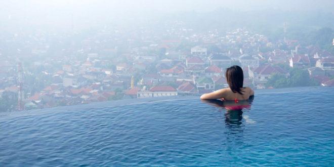 Hotel Dengan Infinity Pool Di Surabaya Bisa Jadi Opsi New Year Eve Party