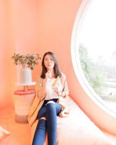 cafe serba pink di Jakarta, Firenze Gelato & Coffee, Anakkota.com