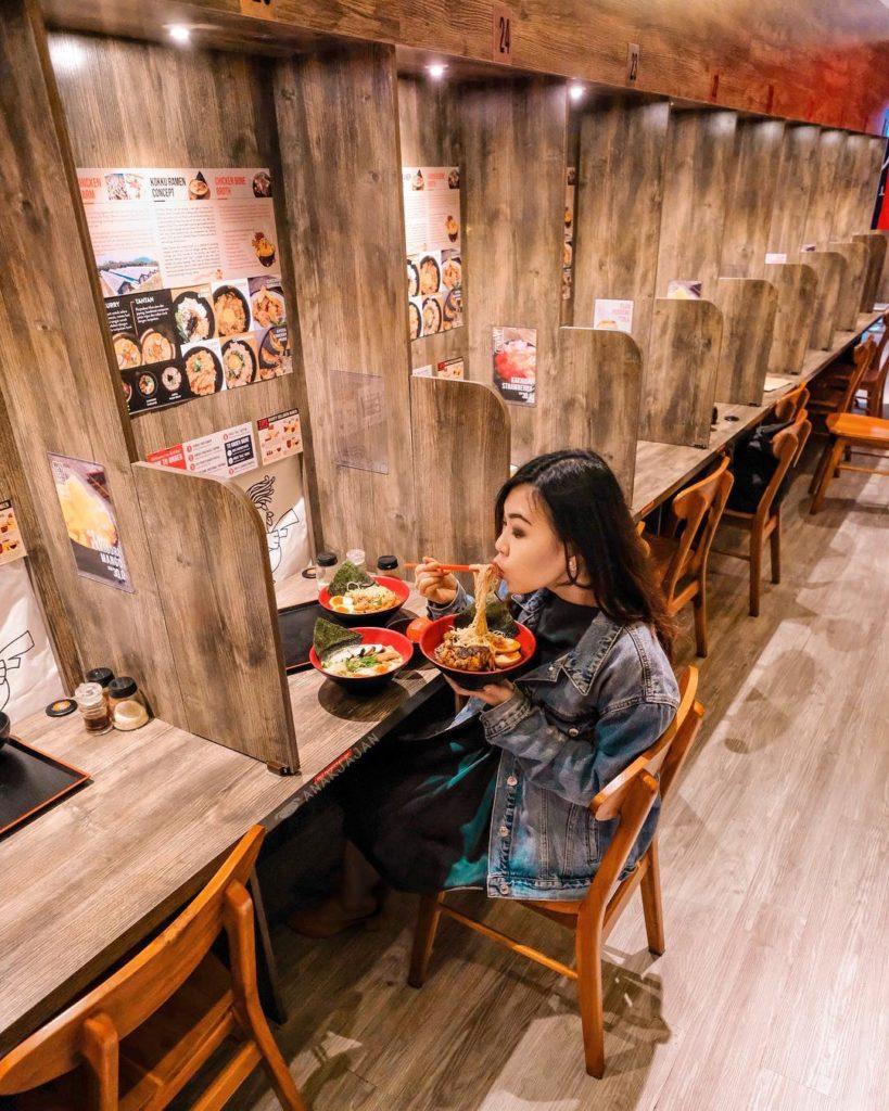 restoran Jepang di Jakarta, Kokku Ramen, Anak Kota