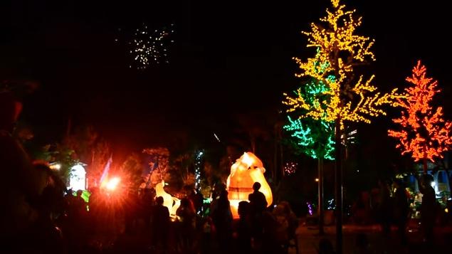 Tahun baru di wisata Kaliurang, Anakkota.com