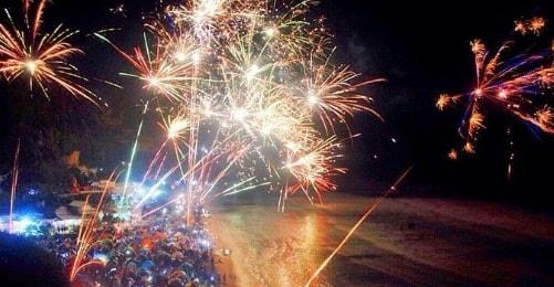 tahun baru di pantai parangtritis jogja, Anak Kota