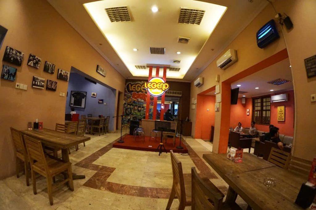 tempat hangout di Semarang, Legend Coffee, Anak Kota