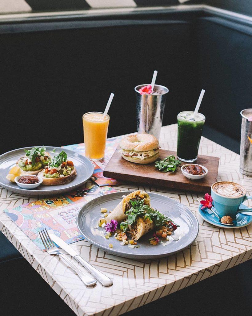 cafe instagramable di Bali, Menu Sea Circus Bali, Anak Kota