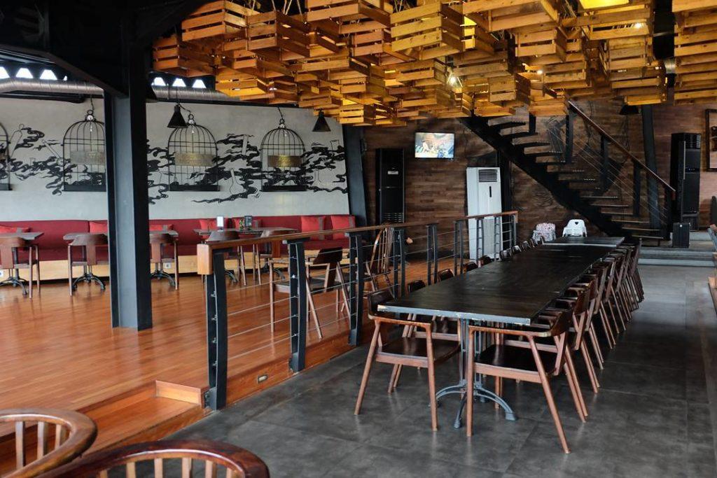 tempat hangout di Semarang, Nestcology Land of Gastronomy, Anak Kota