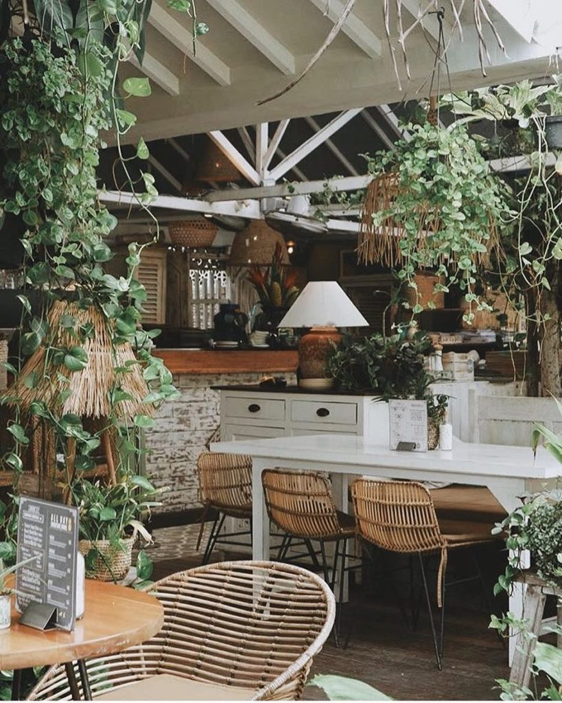 cafe instagramable di Bali, Nook, Anak Kota