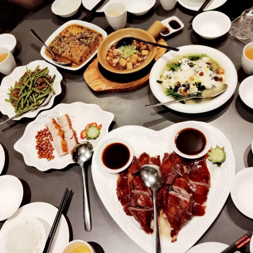 restoran chinese di Jakarta, The Grand Duck King, Anak kota